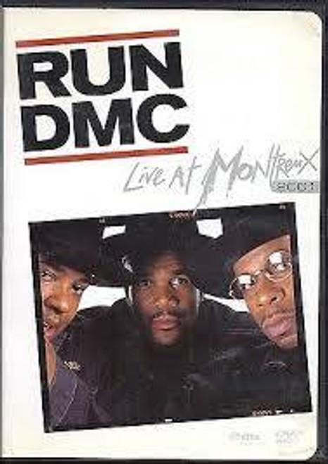 Run DMC - Live At Montreux 2001 - DVD *NEW*