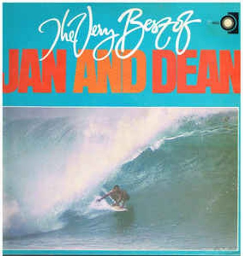 Jan & Dean ‎– The Very Best Of Jan And Dean (NZ) - LP *USED*