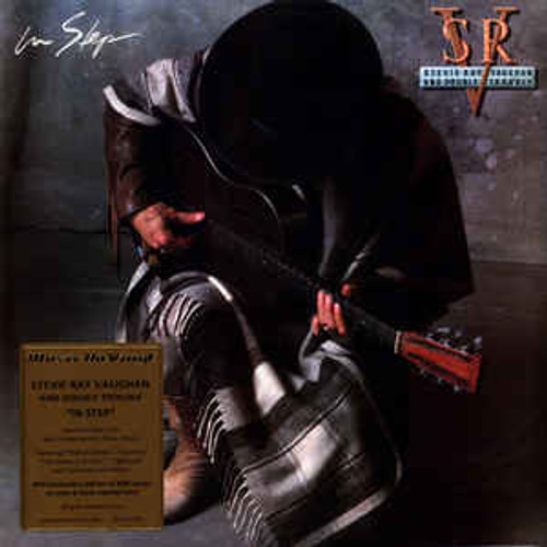 Stevie Ray Vaughan And Double Trouble* ‎– In Step (Silver & Black Marble Vinyl) - LP *NEW*