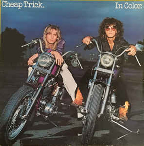 Cheap Trick ‎– In Color (NZ) - LP *USED*