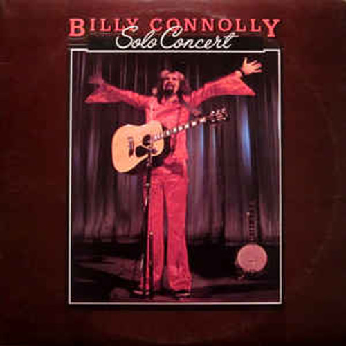 Billy Connolly ‎– Solo Concert (AU) - 2LP *NEW*