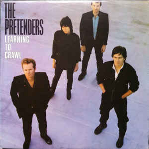 The Pretenders ‎– Learning To Crawl (NZ) - LP *USED*