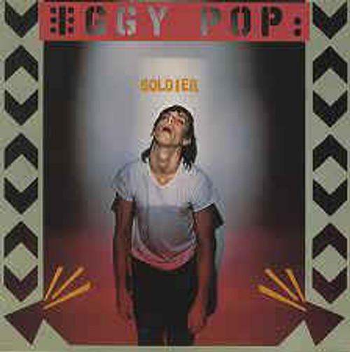 Iggy Pop – Soldier (NZ) - LP *USED*