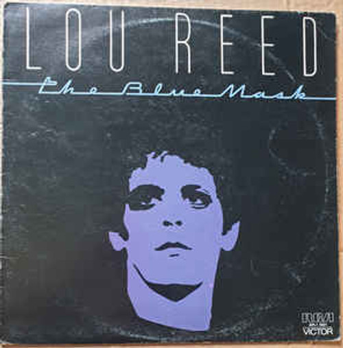 Lou Reed – The Blue Mask (NZ) - LP *USED*