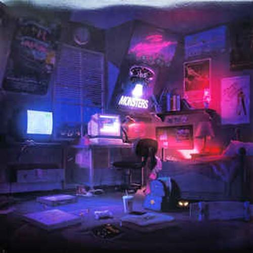 The Midnight (2) – Monsters (Purple Vinyl) - 2LP *NEW*