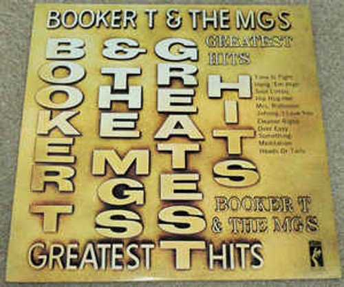 Booker T. & The M.G.'s* ‎– Greatest Hits (AU) - LP *USED*