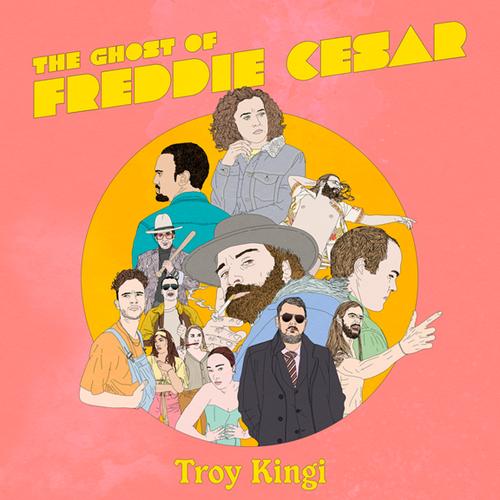 Troy Kingi - The Ghost of Freddie Cesar (Red Vinyl)  - LP *NEW*