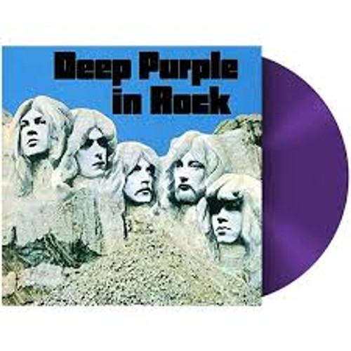 Deep Purple ‎– Deep Purple In Rock (Purple Vinyl) - LP *NEW*