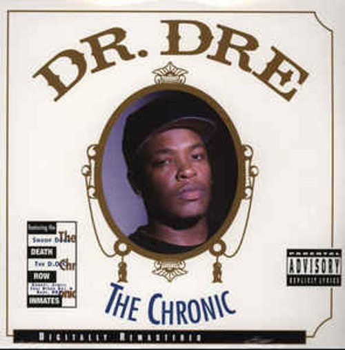 Dr. Dre ‎– The Chronic - 2LP *NEW*