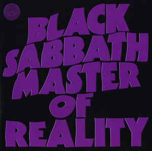 Black Sabbath ‎– Master Of Reality - LP *NEW*