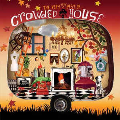 Crowded House – The Very Very Best Of Crowded House - 2LP *NEW*