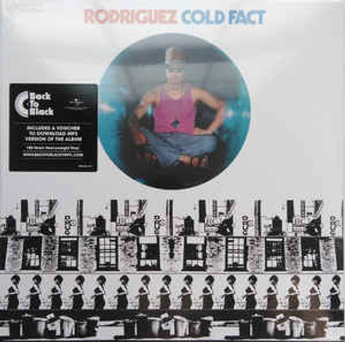 Rodriguez* – Cold Fact - LP *NEW*