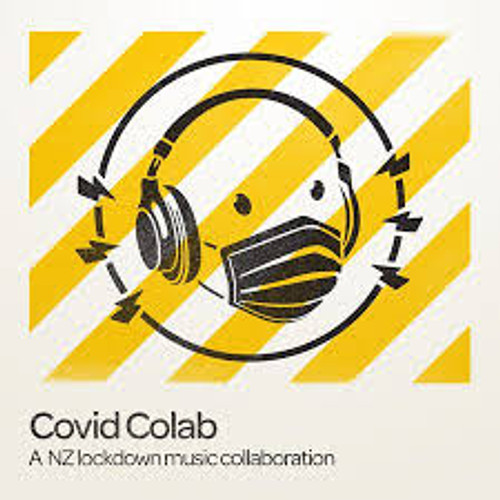 COVID COLAB — A NZ Lockdown Music Collaboration DIGITAL DOWNLOAD *NEW*