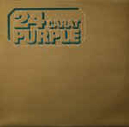 Deep Purple – 24 Carat Purple (NZ) - LP *USED*