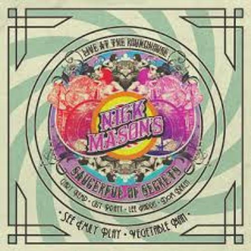 Nick Mason - SEE EMILY PLAY / VEGETABLE MAN  - EP *NEW* RSD 2020
