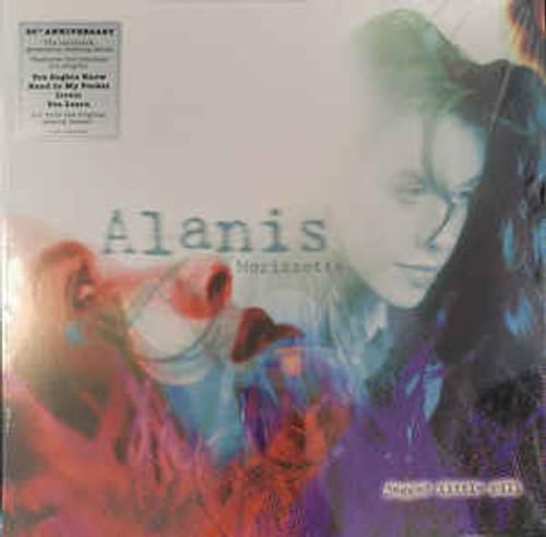 Alanis Morissette – Jagged Little Pill - LP *NEW*