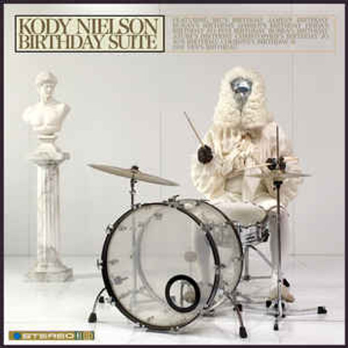 Kody Nielson - Birthday Suite (AUSTRALASIA) - LP *USED*