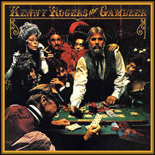 Kenny Rogers – The Gambler (AU) - LP *USED*