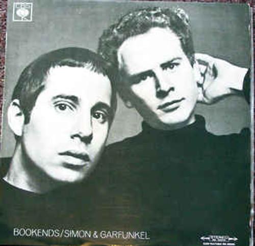 Simon & Garfunkel – Bookends (NZ) - LP *USED*