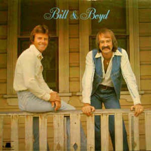 Bill And Boyd – Bill And Boyd (NZ) - LP *USED*