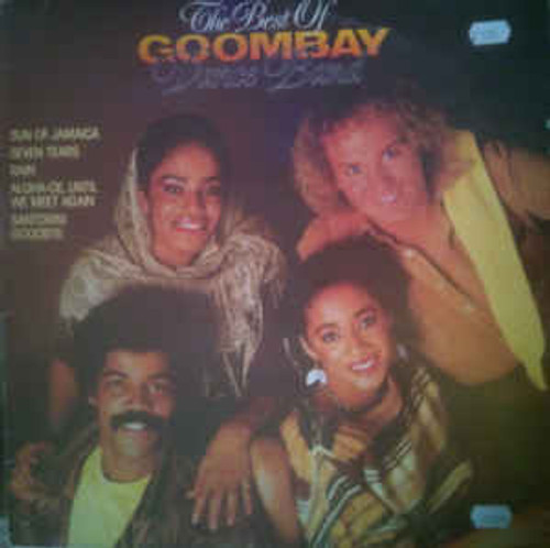 Goombay Dance Band – The Best Of (NZ) - LP *USED*