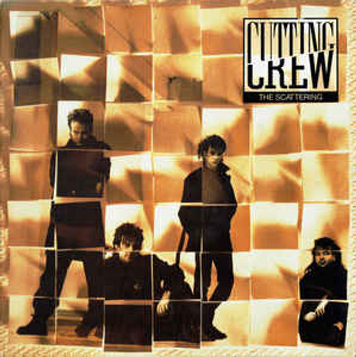 Cutting Crew ‎– The Scattering (UK) - LP *USED*