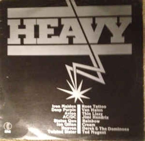 Heavy 83' (NZ) - Various - LP *USED*