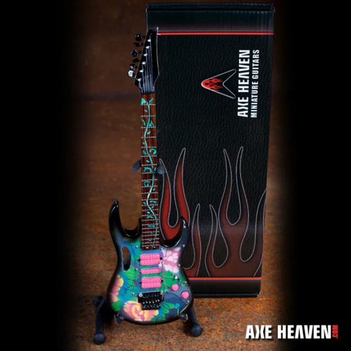 Axe Heaven: Lotus Flower JEM Guitar - (Steve Vai) *NEW*