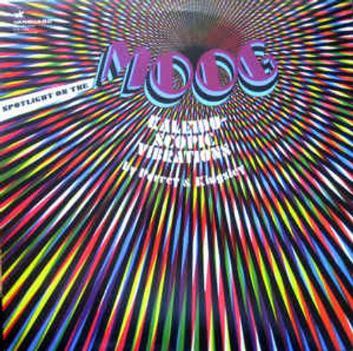 Perrey & Kingsley – Spotlight On The Moog (Kaleidoscopic Vibrations) (US) - LP *USED*