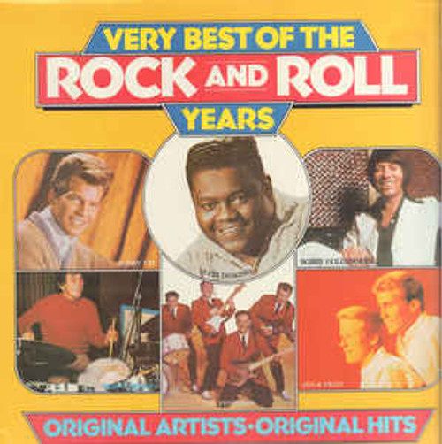 Very Best Of The Rock And Roll Years (NZ) - Various - LP *USED*