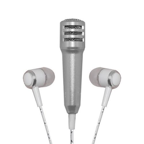 My Karaoke Microphone (SILVER) *NEW*