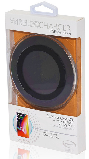 Wireless Charger Carbon Fibre *NEW*