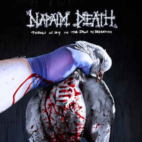 Napalm Death – Throes Of Joy In The Jaws Of Defeatism - LP *NEW*