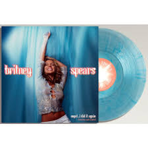 Britney Spears - Oops! I Did It Again (Remixes & B Sides) - LP *NEW* RSD 2020