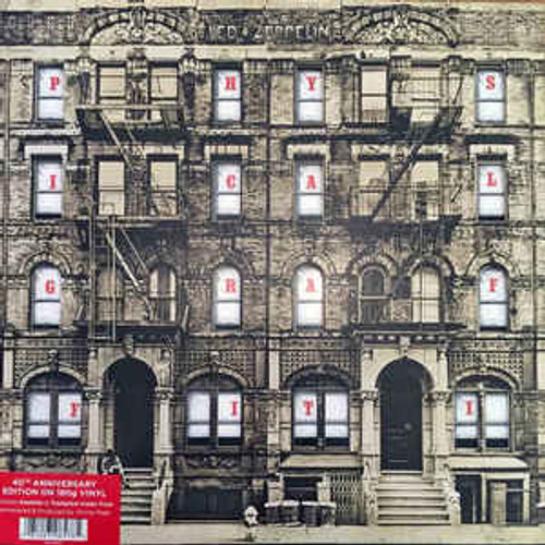 Led Zeppelin – Physical Graffiti (40th Anniversary) - 2LP *NEW*