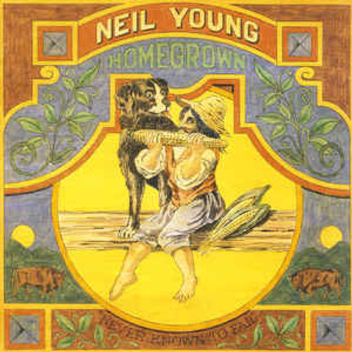 Neil Young – Homegrown - LP *NEW*