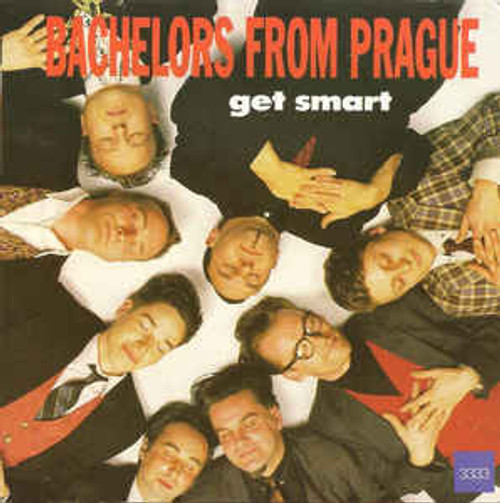 "Bachelors From Prague ‎– Get Smart - 7"" *USED*"