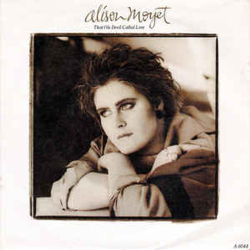 "Alison Moyet ‎– That Ole Devil Called Love (NZ) - 7"" *USED*"