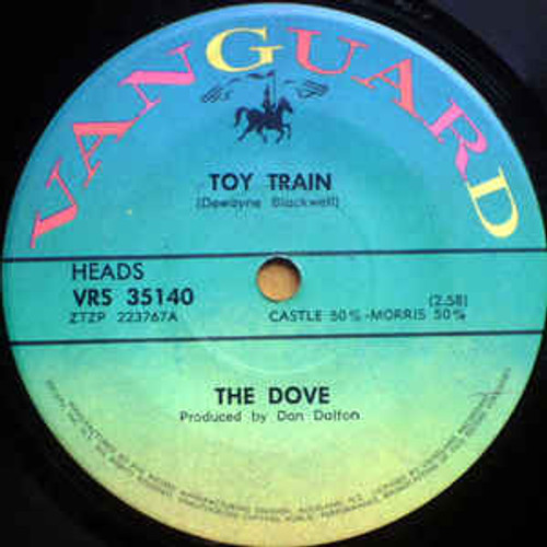 The Dove – Toy Train (NZ) - 7' *USED*