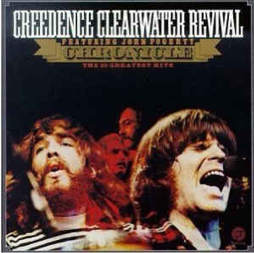 Creedence Clearwater Revival Featuring John Fogerty ‎– Chronicle - The 20 Greatest Hits - 2LP *NEW*