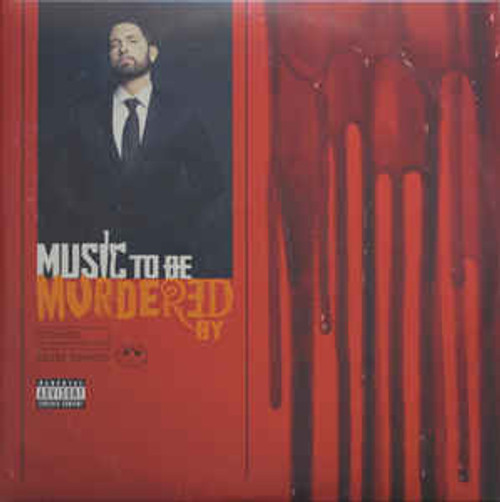 Eminem, Slim Shady – Music To Be Murdered By - 2LP *NEW*