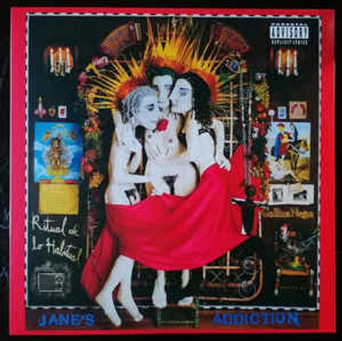 Jane's Addiction – Ritual De Lo Habitual (Pearl Vinyl) - 2LP *NEW*