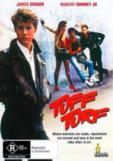 Tuff Turf - DVD *NEW*