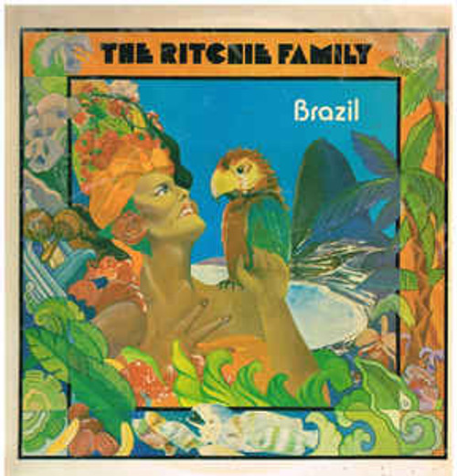 The Ritchie Family – Brazil (NZ) - LP *USED*