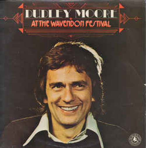 Dudley Moore – At The Wavendon Festival (NZ) - LP *USED*
