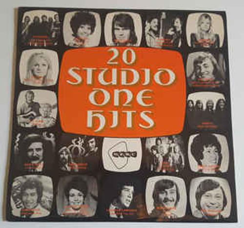 20 Studio One Hits - Various - LP *USED*