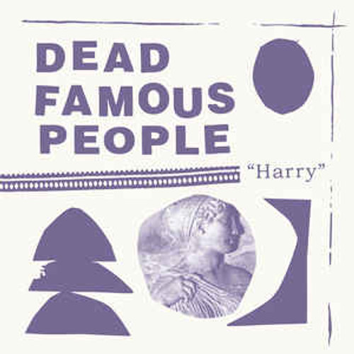 Dead Famous People ‎– Harry - LP *NEW*
