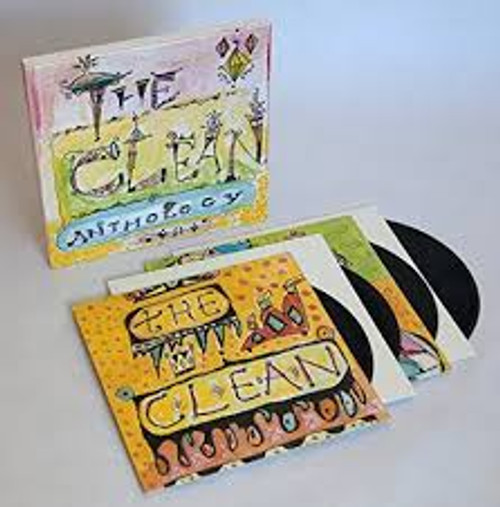 The Clean – Anthology - 4LP *NEW*