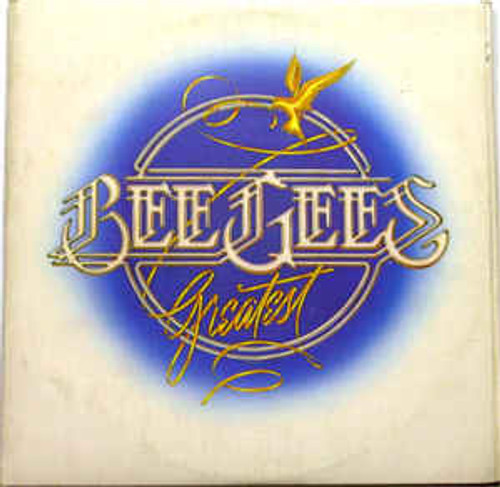 Bee Gees ‎– Greatest (NZ) - 2LP *USED*