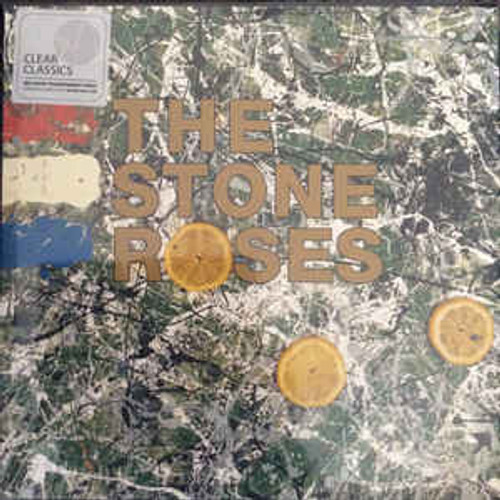 The Stone Roses ‎– The Stone Roses (Clear Transparent) - LP *NEW*
